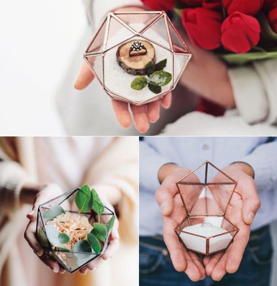 interessante ideen für besonderen heiratsantrag und kreative verlobungsring boxen