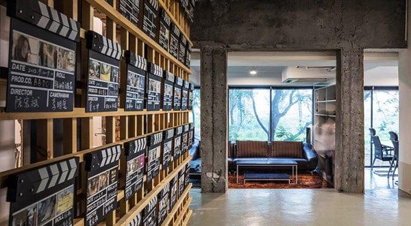 Wie lässt sich ein altes Haus renovieren und zum modernen Filmstudio umbauen?