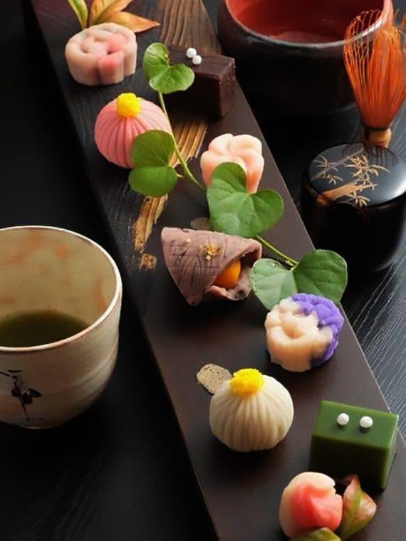 coole ideen für kleine gastgeschenke aus der küche und attraktive desserte japanischer art