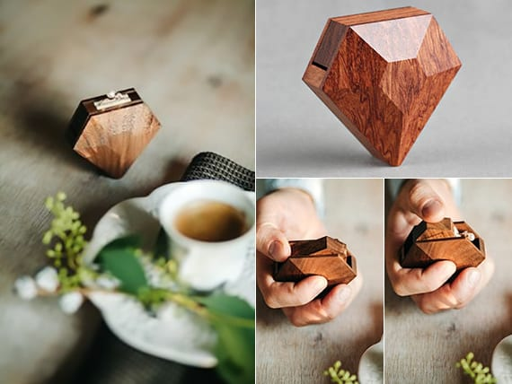 originelle ring box ideen f r den passenden antragsring zur verlobung freshouse. Black Bedroom Furniture Sets. Home Design Ideas