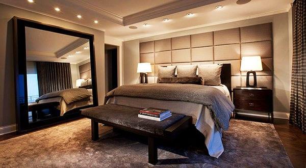 Schlafzimmer gestaltungsideen for Wandgestaltung gastezimmer