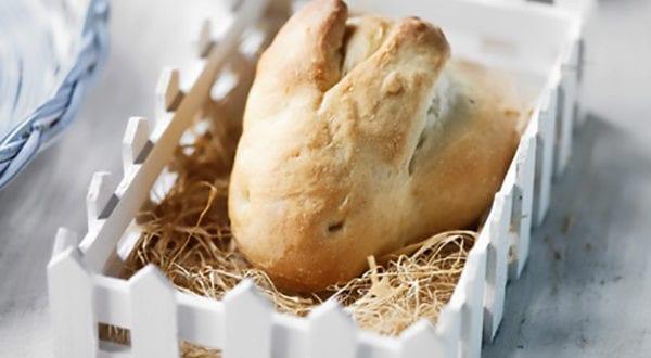 Leckere und süße Osterhasen zu Ostern backen