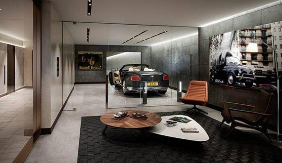 Living In A Garage Inspirationen Für Moderne Einrichtung