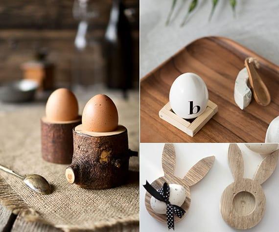 attraktive selbstgemachte ostergeschnke zu ostern und für moderne ostern tischdeko