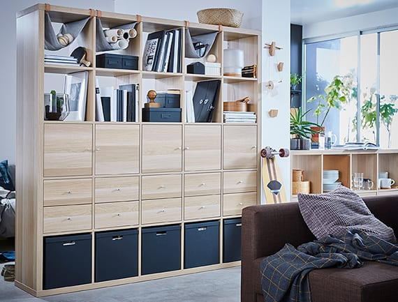 kluge raumteiler einrichtungsideen f r studio apartments freshouse. Black Bedroom Furniture Sets. Home Design Ideas