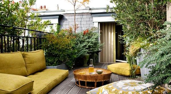 Rooftop Terrasse: Inspirationen für Gestaltung einer grünen Sommeroase auf dem Dach