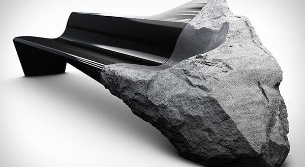 Natur trifft Hihgtech-Materielien in der einzigartigen Peugeot Onyx Produktkollektion