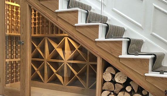 Fantastische Treppen Ideen Fur Sinvolle Nutzung Der Nische Unter