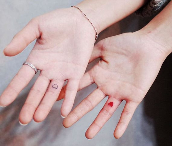 Pisces Ring Tattoo