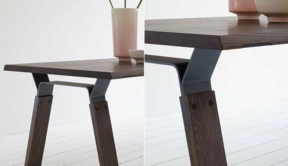 attraktives m bel design moderner holztische mit. Black Bedroom Furniture Sets. Home Design Ideas