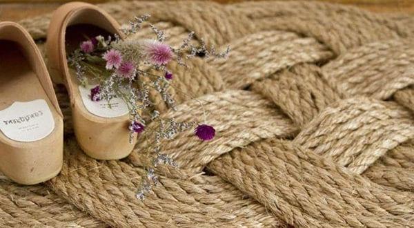 7 Bastelideen mit Seil für ein sommerliches Ambiente