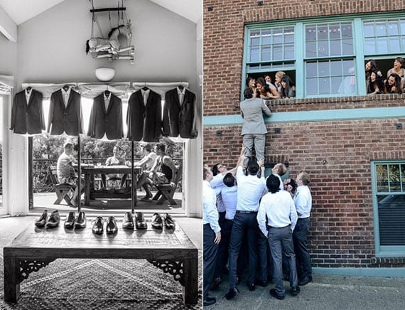 coole fotoideen für unvergessliche aufnahmen vom bräutigam am hochzeitstag