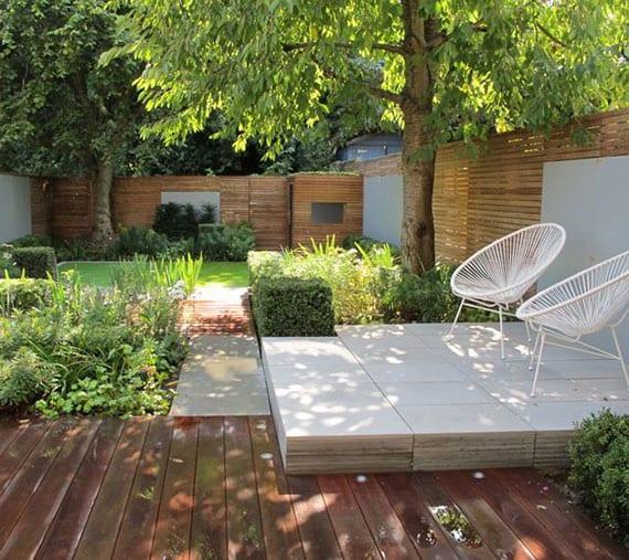 Extrem Behagliche Sitzecken im Garten definieren - fresHouse RX78
