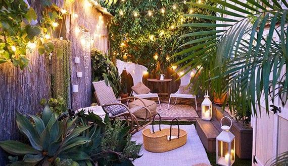 Romantische Gartengestaltung Für Kleine Gärten Und Hinterhöfe Mit