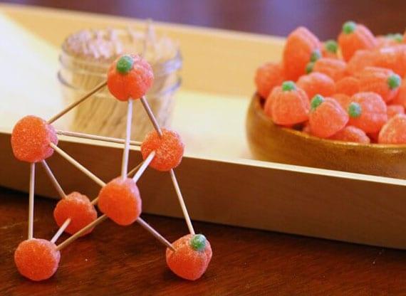 Basteln Mit Süßigkeiten Tolle Ideen Zum Servieren Und Schenken