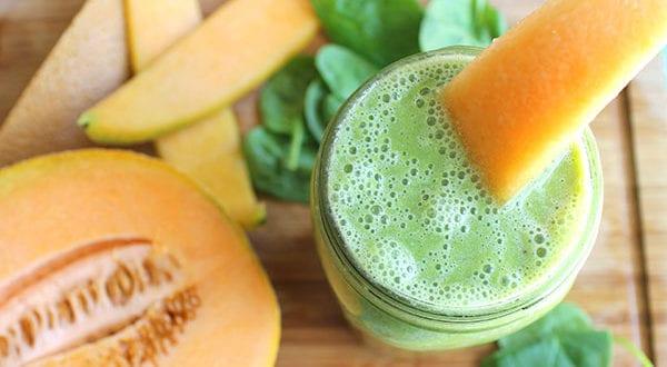 12 gesunde und leckere Melonen Smoothie Rezepte