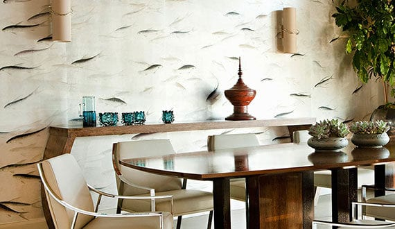 Wohnzimmer Tapezieren, fantastische-wohnzimmer tapezieren ideen und schöne akzentwand, Design ideen