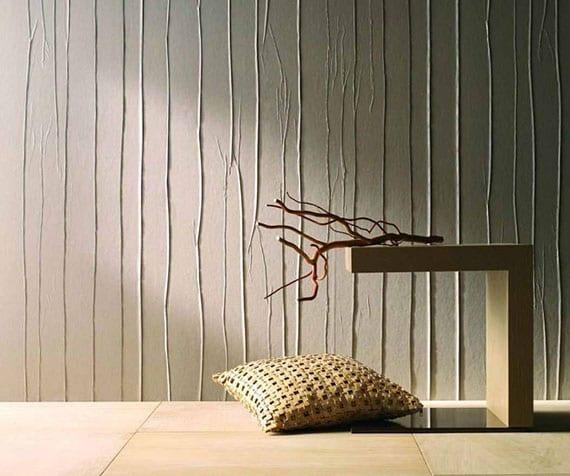 Kreative Ideen Für Moderne Wandgestaltung Mit Tapeten