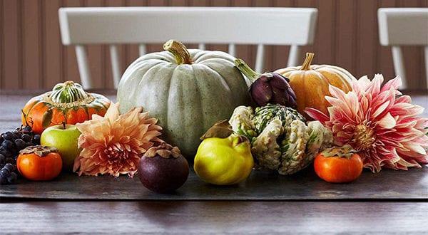 Zierkürbisse haltbar machen und tolle Herbstdeko basteln