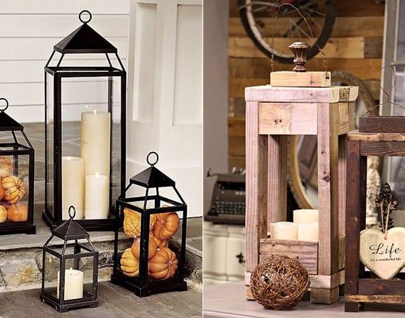 25 ideen wie sie eine tolle herbstdeko f r drau en selber machen k nnen freshouse. Black Bedroom Furniture Sets. Home Design Ideas