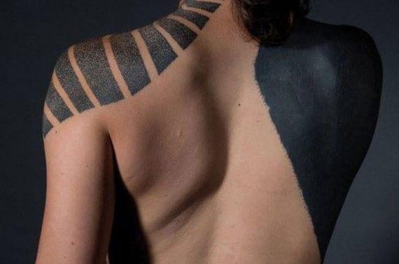 Frauen schulter tattoo Tattoos Für