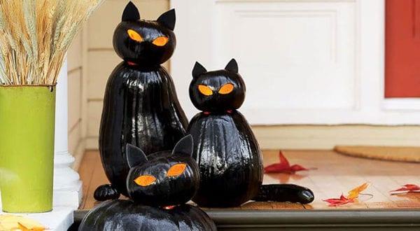 Kreatives Basteln und Dekorieren zu Halloween
