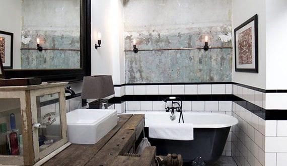 Tolle Badideen Fur Moderne Badgestaltung Im Industriellen