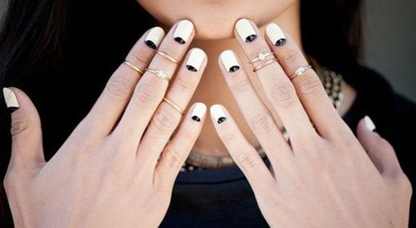 Nageldesign Weiß: 100+ Ideen für attraktive und schlichte Nagelgestaltung
