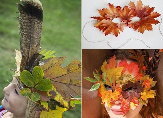 23 Inspirierende Ideen Für Kreatives Herbstbasteln Mit