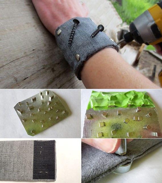diy magnet-armband als coole idee für DIY weihnachtsgeschenke für eltern