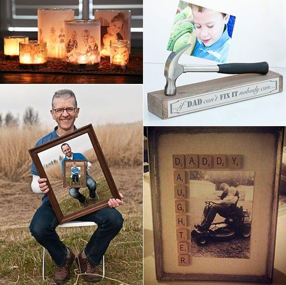 kreativee ideen für selbstgemachte geschenke mit fotos