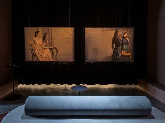 kunstwerke durch licht in szene setzen für eine wirkungsvolle raumdekoration