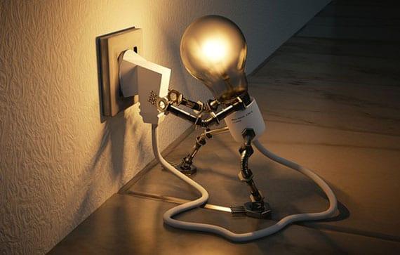 Licht emittierenden Dioden LEDs sparen deutlich mehr Energie und Geld