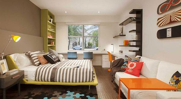 Das-optimale-Jugendzimmer_gemütliche-Lern–und-Privatsphäre-im-Teenager-Zimmer-schaffen-dank-hochwertiger-Möbel-und-passender-Farben