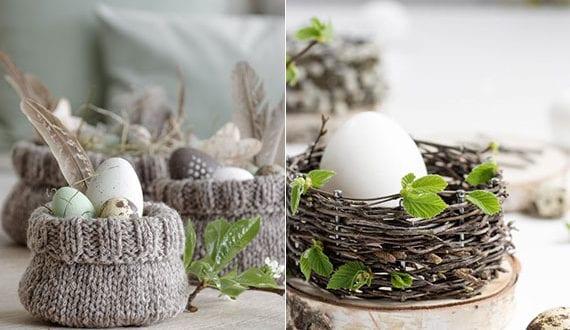 Ostern Ideen.Ausgefallene Ideen Zu Ostern Für Eine Moderne Nordic Style