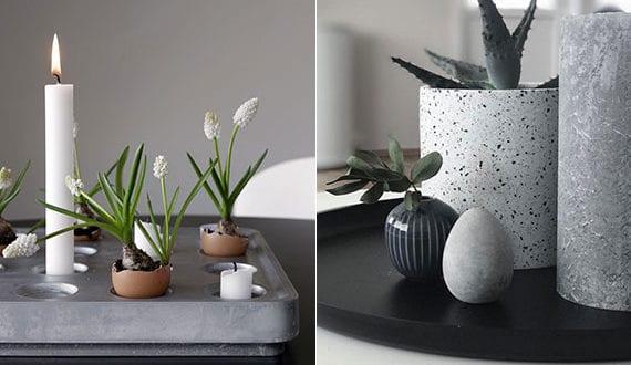 coole-nordic-style-deko-ideen-zu-ostern_eleganter-tischdeko-mit-beton,-kerzen,blumen-und-eiern