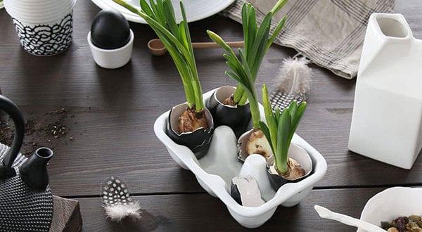 Ausgefallene Ideen zu Ostern für eine moderne Deko in Nordic Style