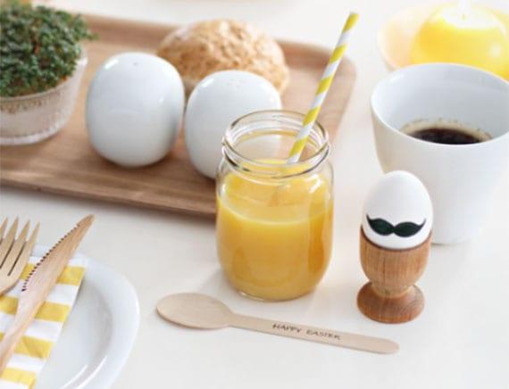 ausgefallene ostern ideen für ein schönes osterfest und eine moderne osterdeko