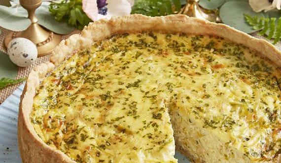 Quiche-Rezept-für-Brunch-at-home_leckere-Frühstücksideen-für-Gäste