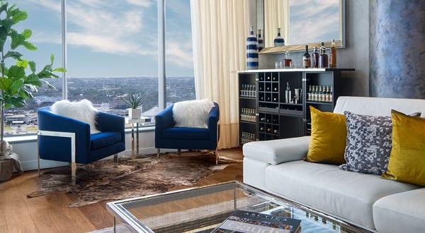 Wie Textilien den Wohnraum auffrischen können
