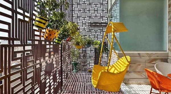 Wohntipps und Ideen für Balkongestaltung – Das Beste aus einem kleinen Außenbereich machen