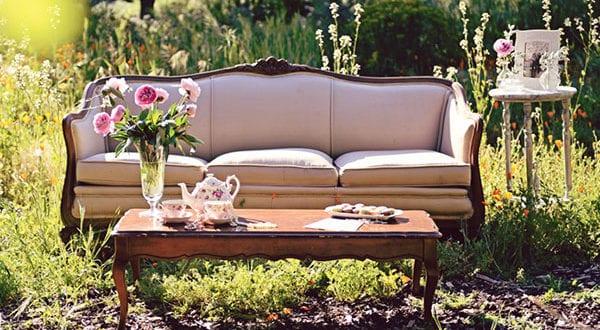 Deko Tipps und Ideen für eine attraktive Vintage-Gartengestaltung
