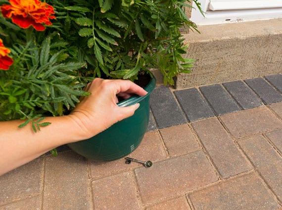 zweiter Hausschlüssel nie unter einem Blumentopf oder der Türmatte verstecken