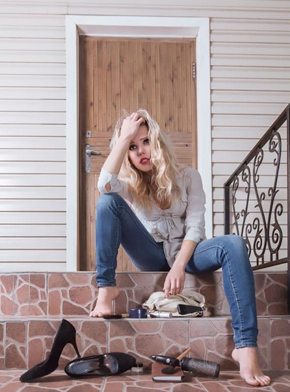 hilfreiche tipps bei zugefallener Tür oder Schlüsselverlust
