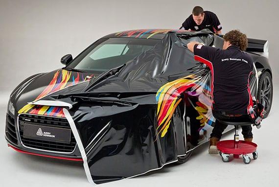 eigenes Auto verschönern und den Originallack schützen mit Car Wrapping