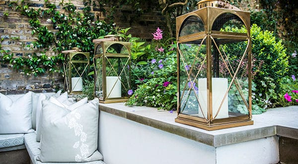 Platzsparende Gartengestaltung Tipps und Ideen für kleine Gärten