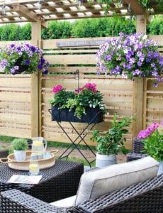 coole-idee-für-bunte-und-platzsparende-gartengestaltung-mit-topfblumen