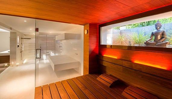 Mehr Wellness Daheim Geniessen Dank Moderner Sauna Fur Zu