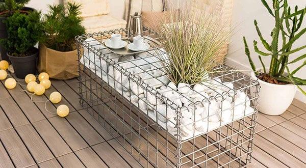 6 einfache DIY Projekte für attraktive Gartengestaltung und Balkoneinrichtung