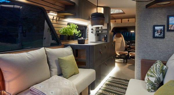 Vision Venture: das Wohnmobil-Konzept der Zukunft